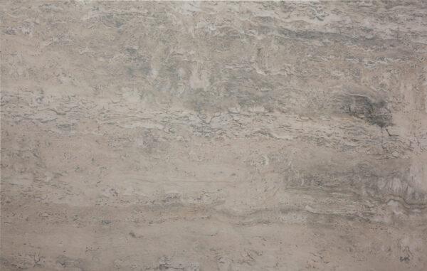 слэб травертина grigio vc honed