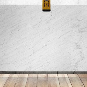 слэб мрамора белого цвета Statuarietto
