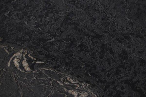 слэб гранита cosmic black antik